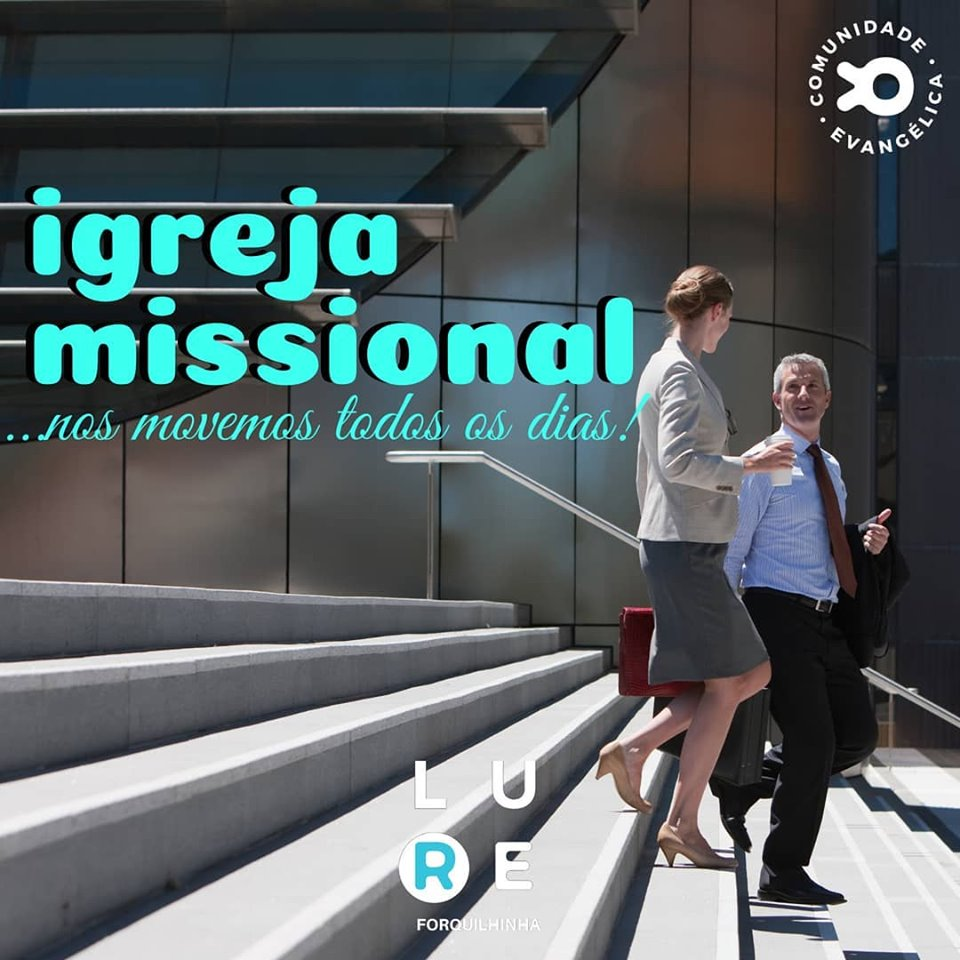 Missões - Luterana Renovada